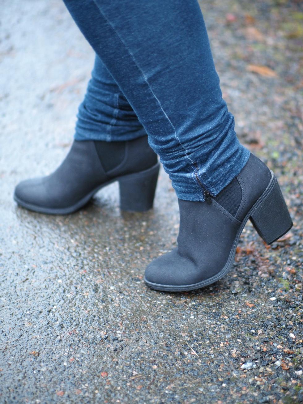 Kadonneiden kenkien mysteeri