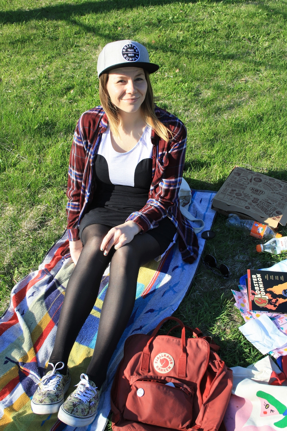 Kesän eka piknik