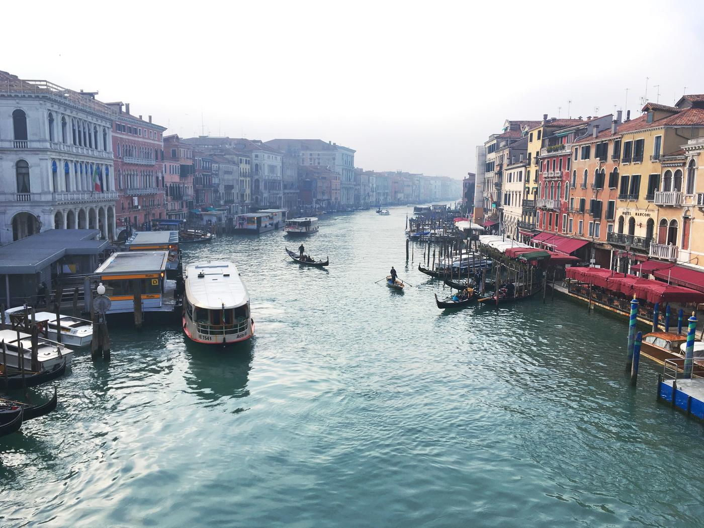 Se paras matkavinkki Venetsiaan