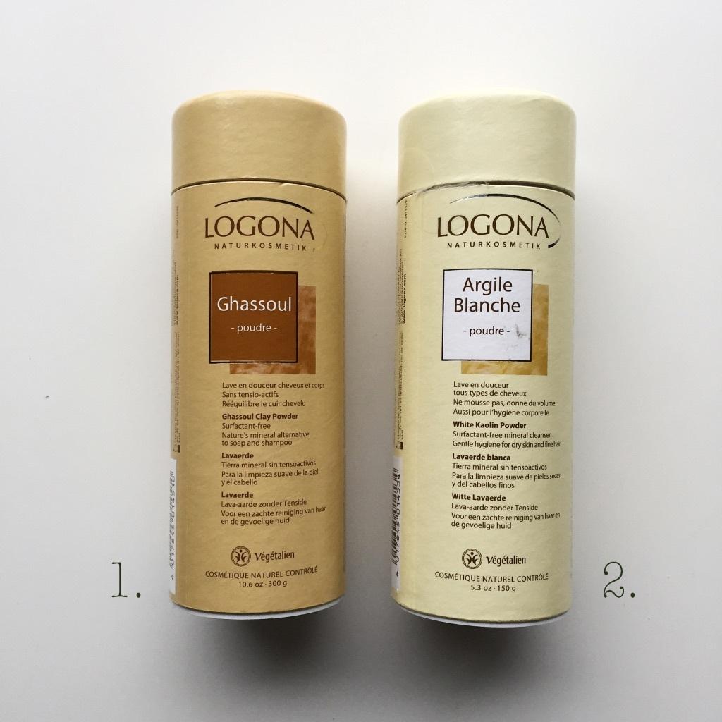 2 tuotetta, puolisataa käyttötarkoitusta – LOGONA savijauheet*