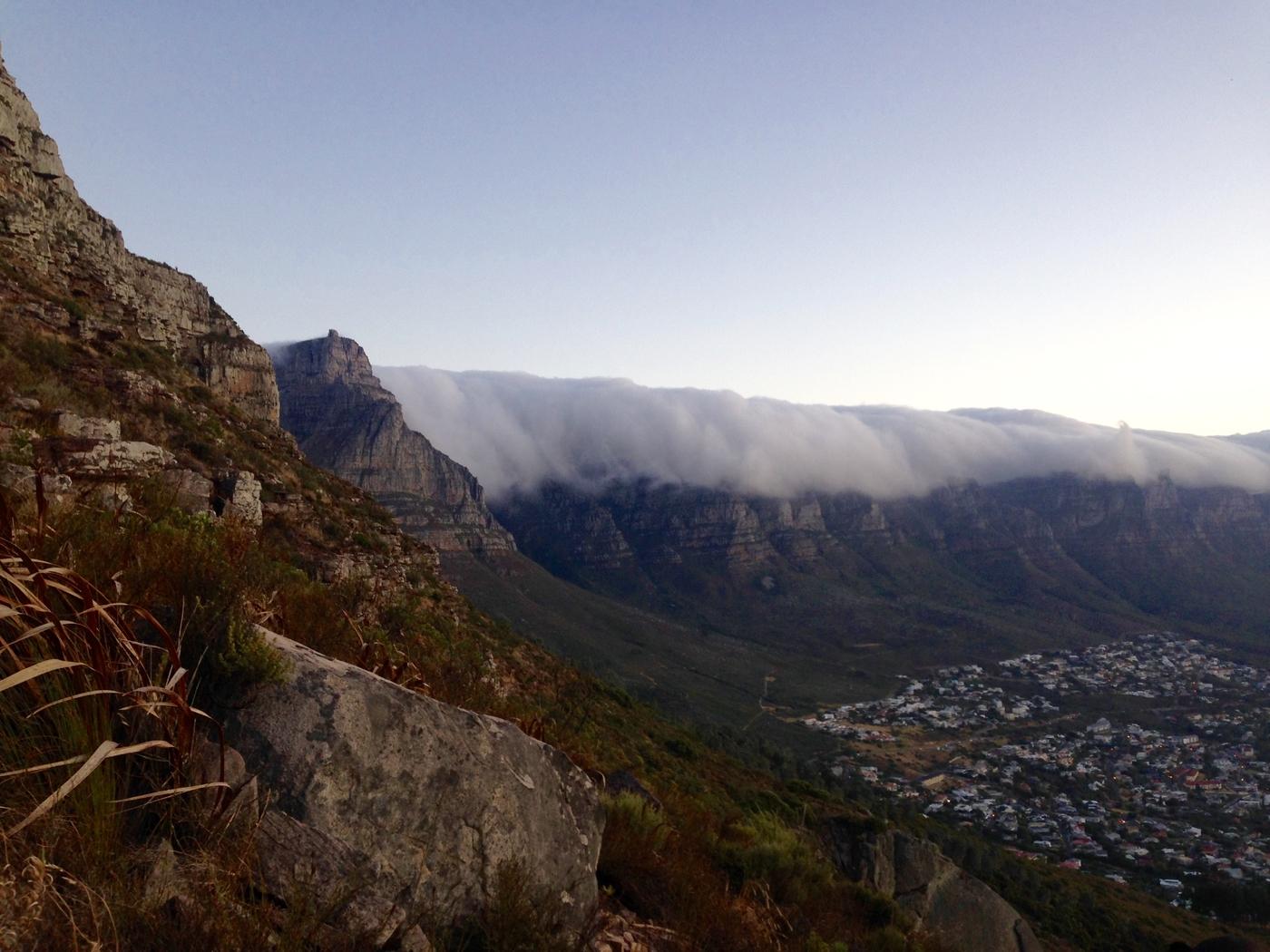 paikkoja koukku ylös Kapkaupungissa