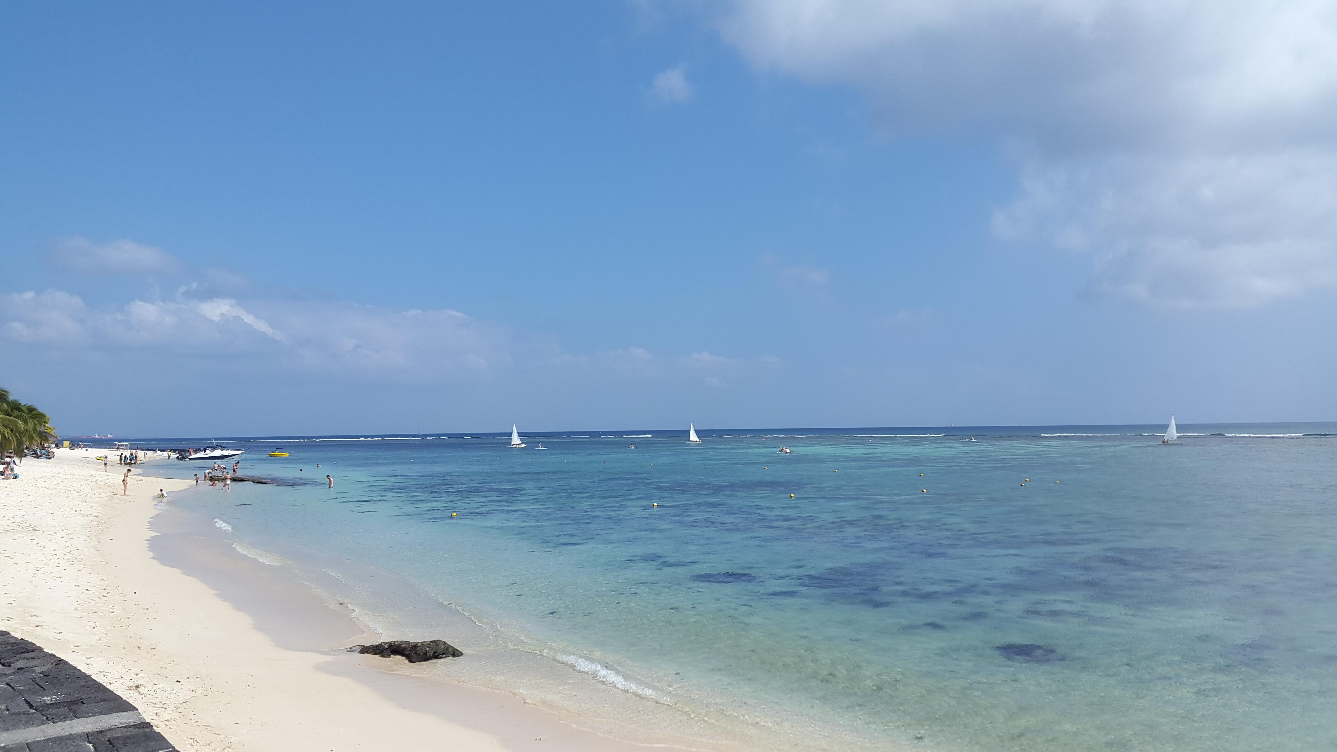 Häämatka aurinkoisella Mauritiuksella!