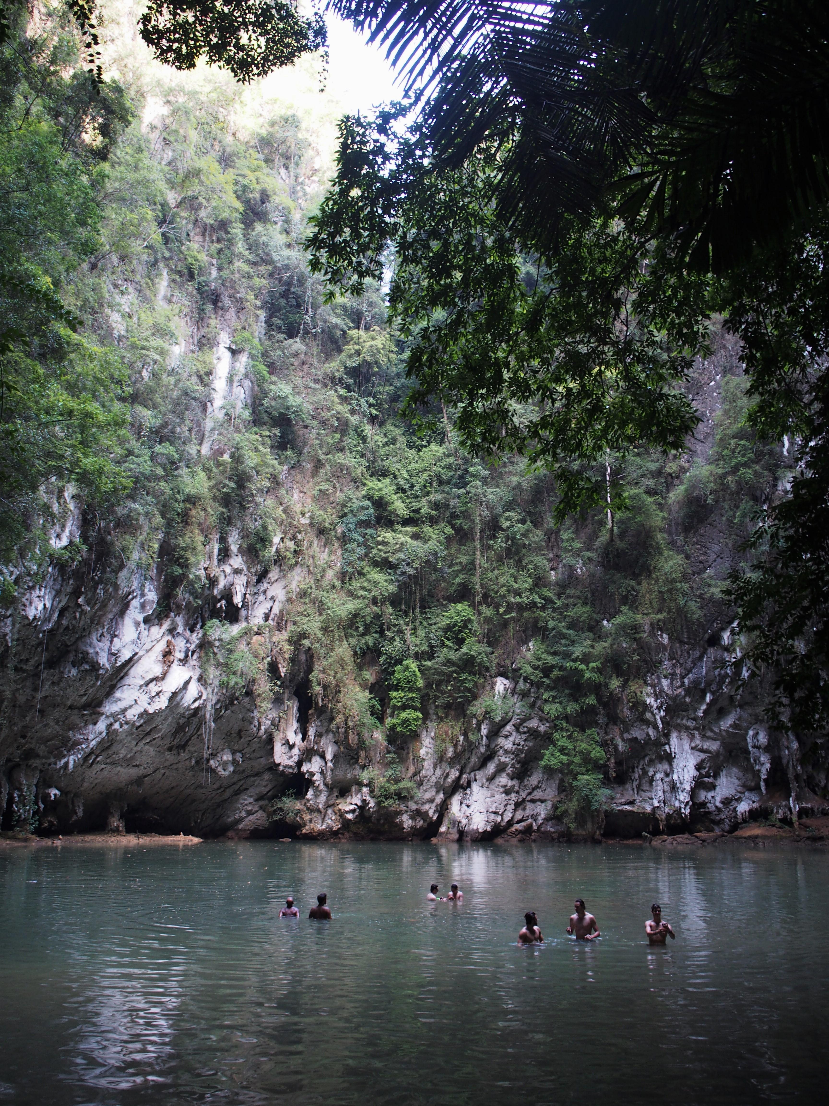 phi phi kokemuksia, phi phi islands, phi phi saaret, thaimaa  Climbing spot in Krabi.