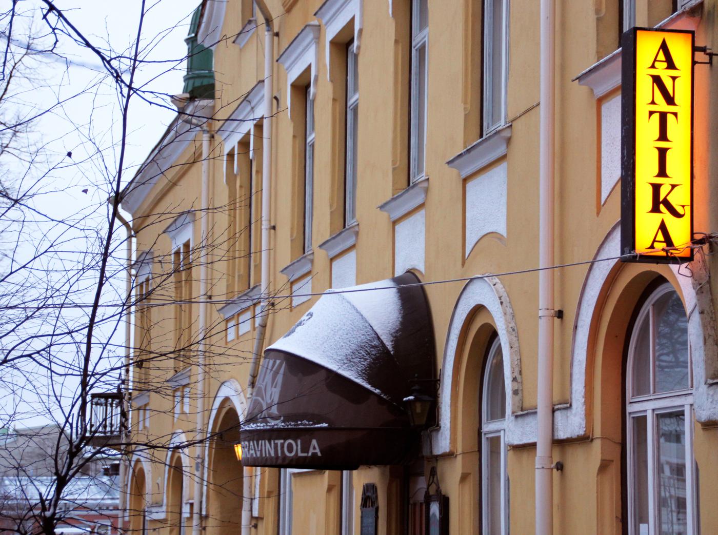 Ravintola Antika – Tampere