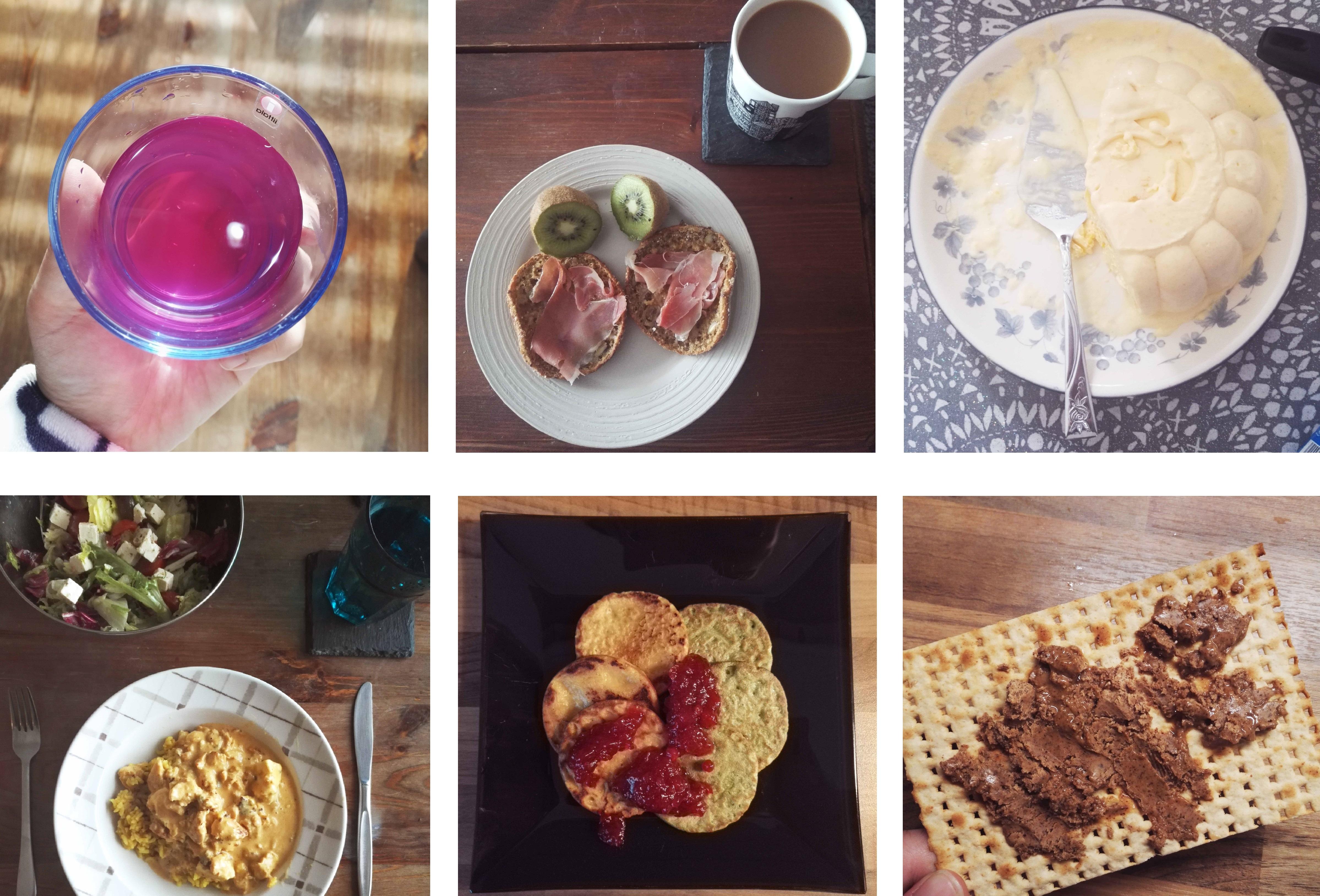 Hyvinvointineuvojan rehellinen ruokapäiväkirja