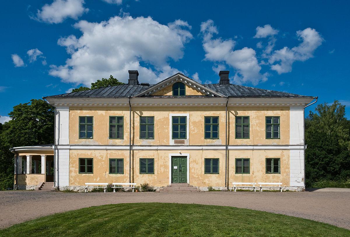 Kartanoelämää Suomessa 1800-luvulla