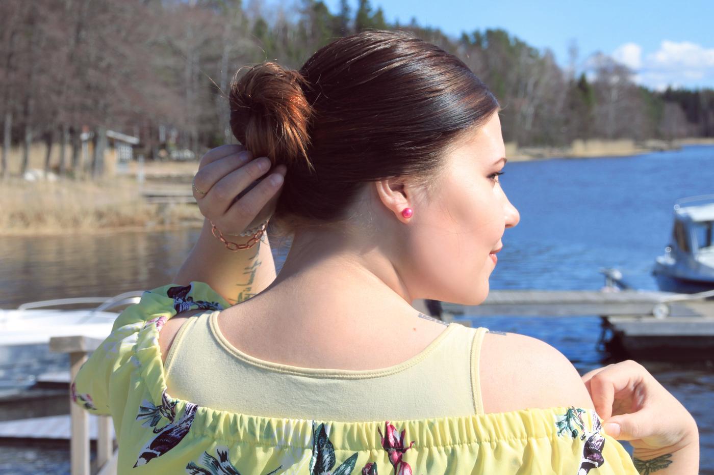 Luonnollista hiustenmuotoilua EkoPharmalla + ARVONTA