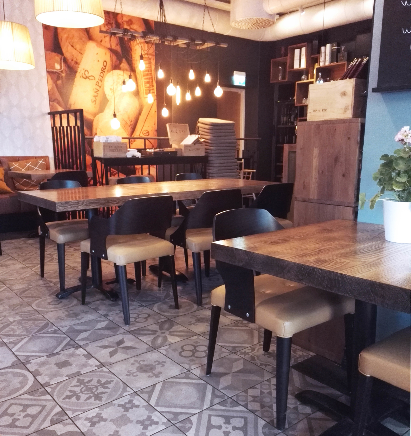 Ravintolasuositus: Popot, Lahti