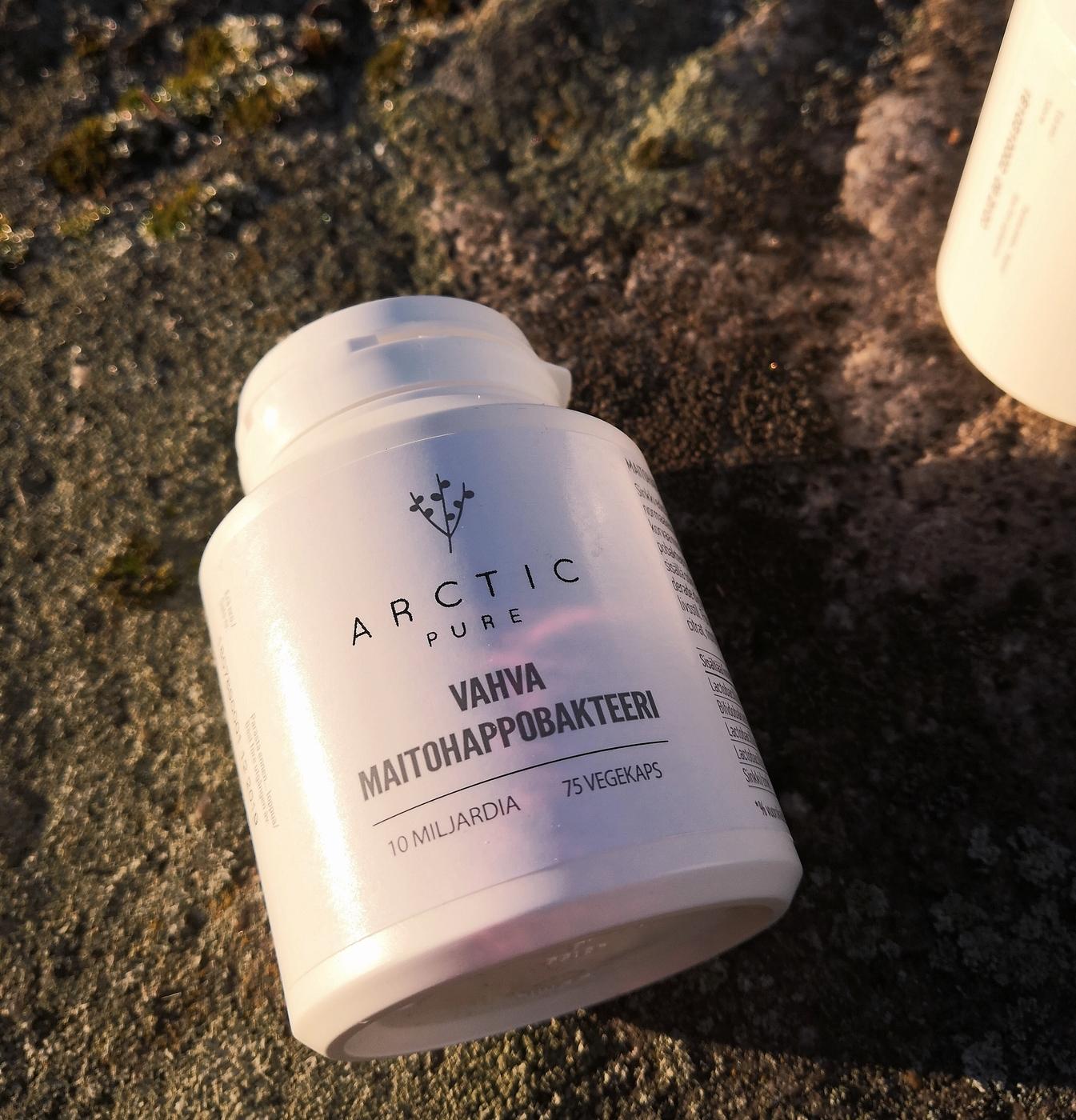 Arctic Pure – lupaus puhtaudesta