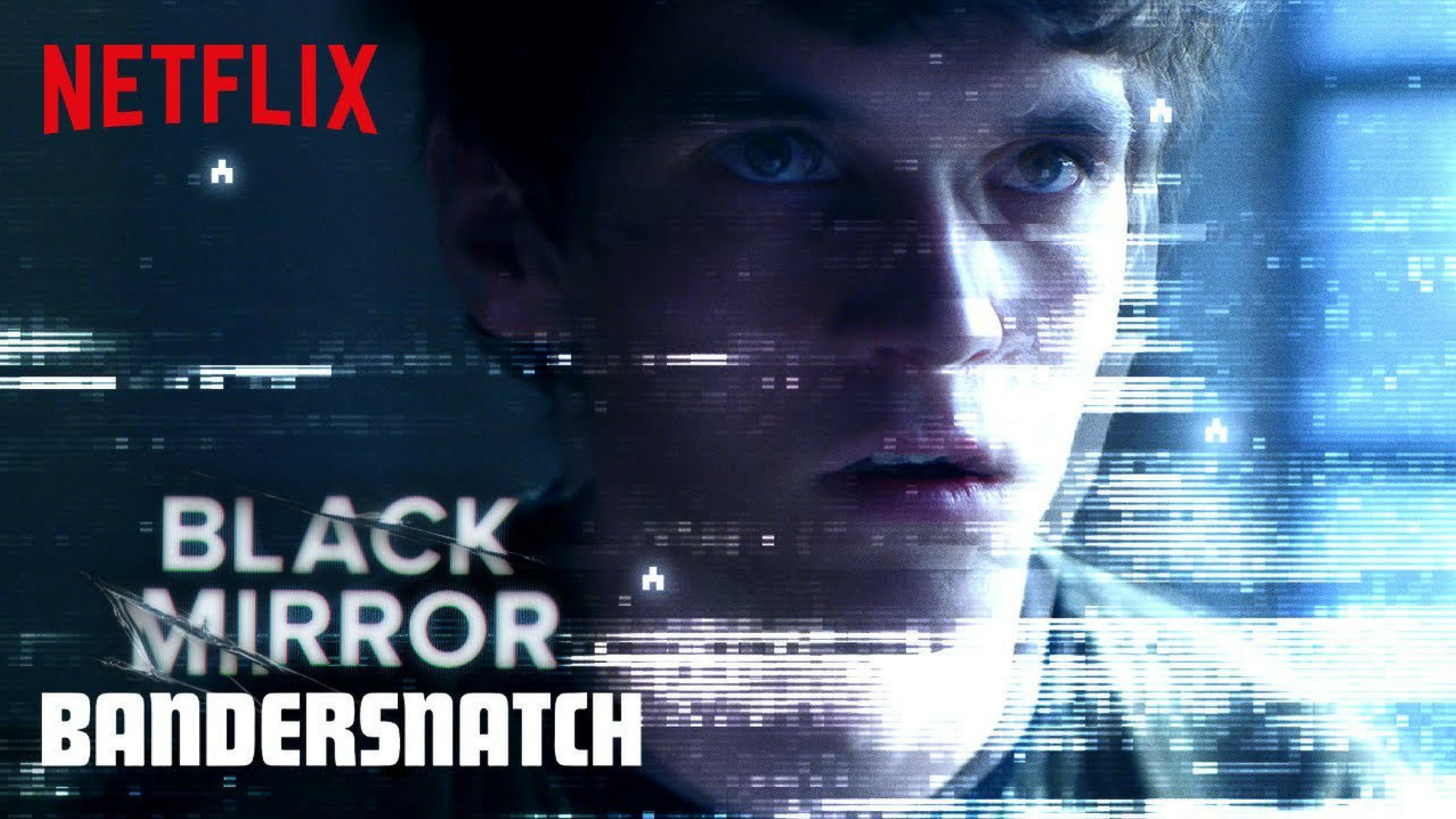 Black Mirror: Bandersnatch – Tee se itse -painajainen