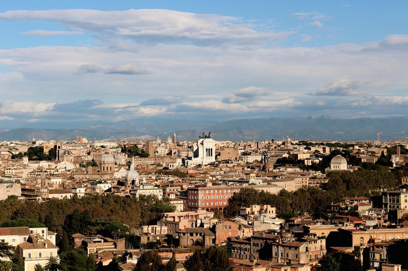 Hetkiä Roomassa