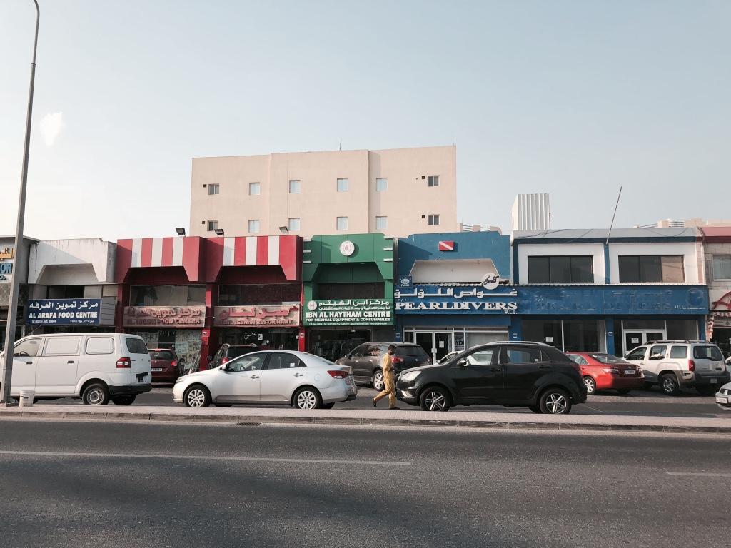 Bin Mahmoud (eli vihdoinkin toisenlainen Doha) Part Deux