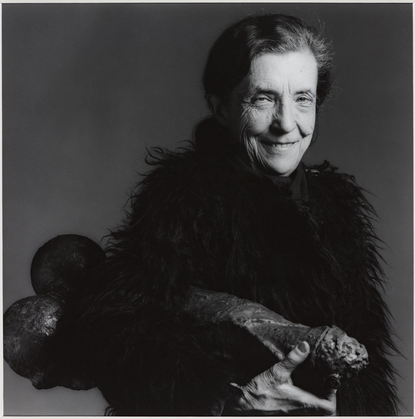 Une Femme: Louise Bourgeois