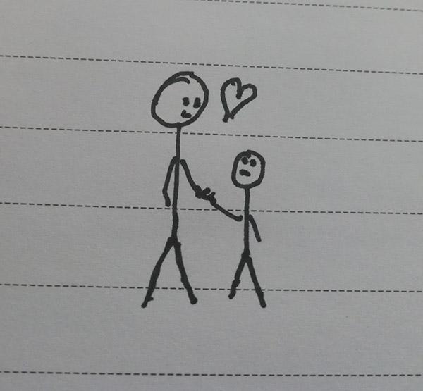 Puolison kynästä: Isät ja niiden lapset