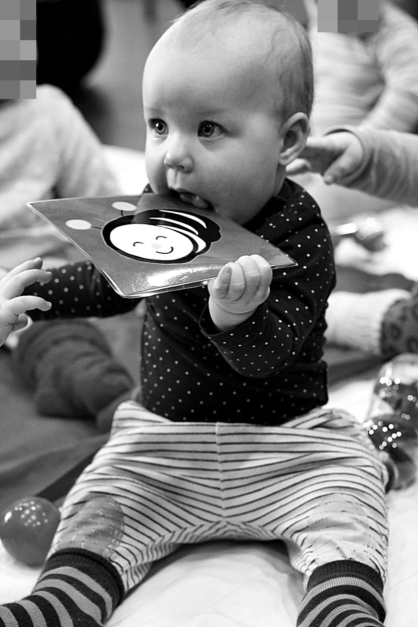 Kulttuuria vauvan kanssa!