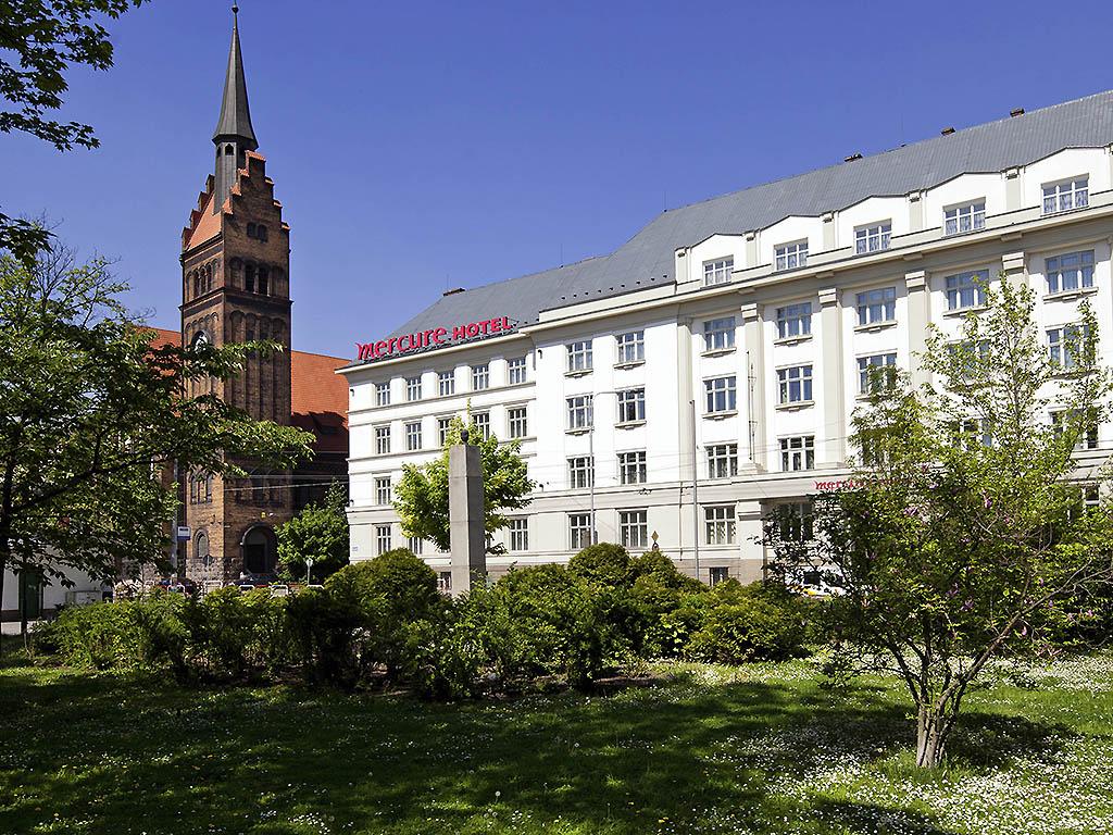 Weirdly wonderful Ostrava, part one – Mercure Ostrava Center Hotel
