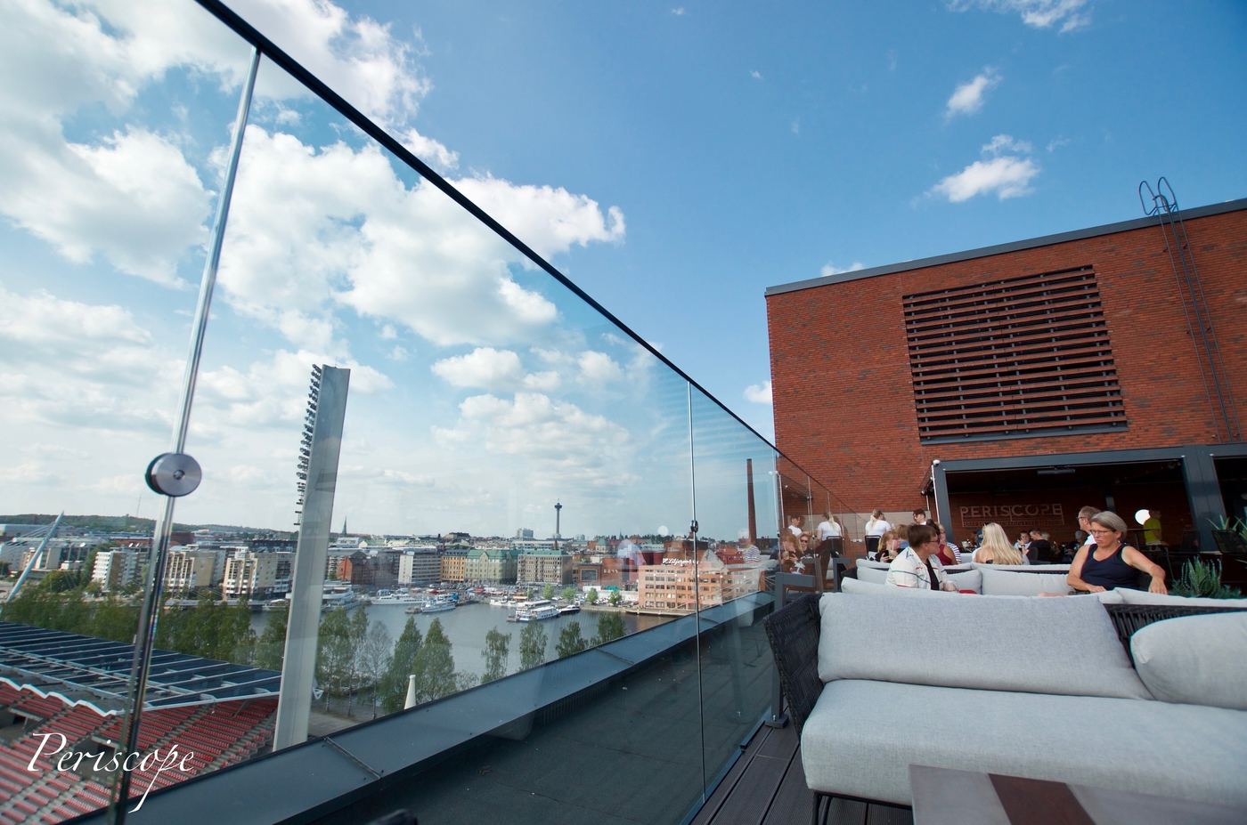 Moro Sky Bar - Picture of Moro Sky Bar, Tampere