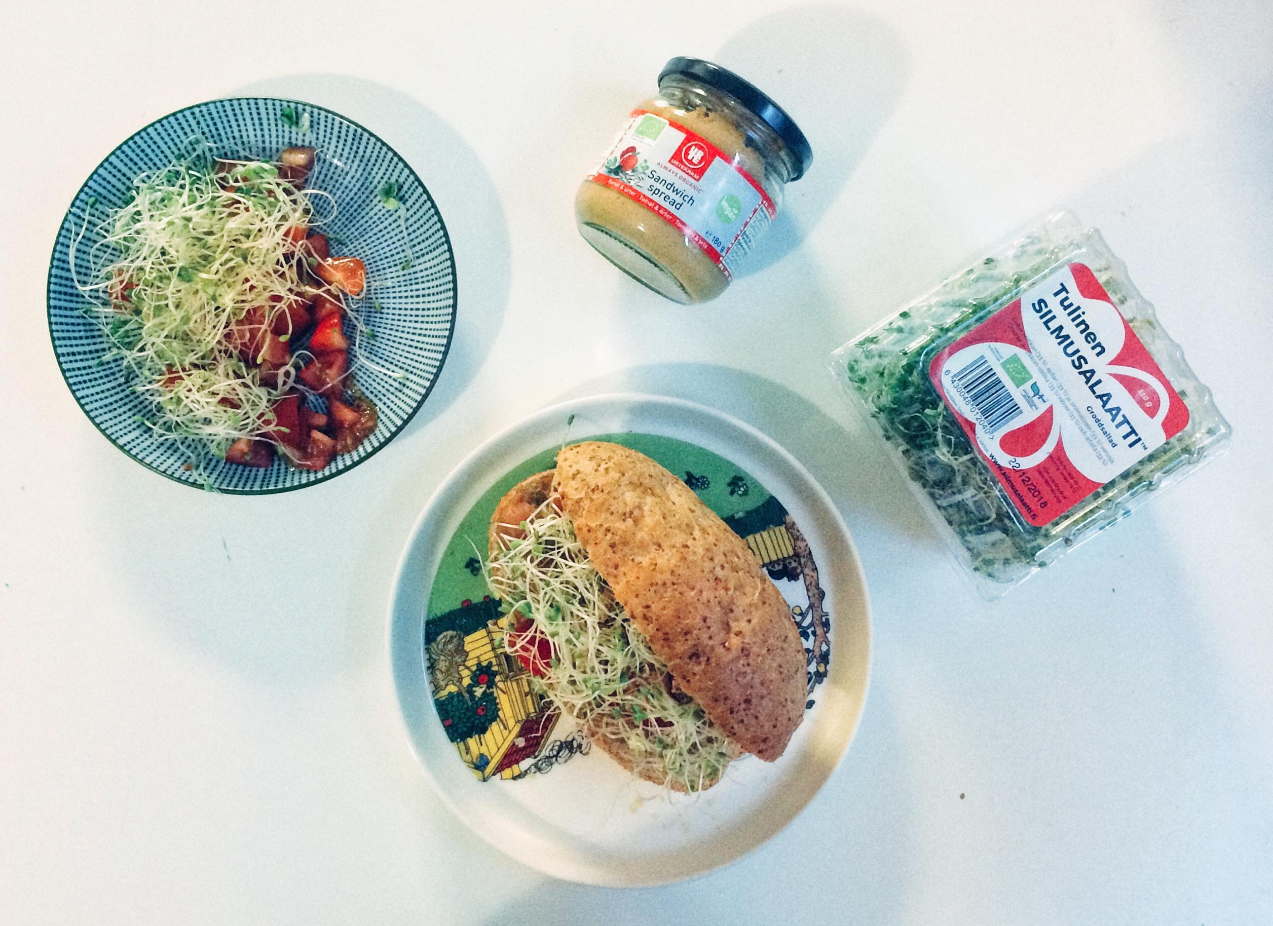 Parasta dagen efter -ruokaa osa 2: sipsikaljaveganismin alkeet