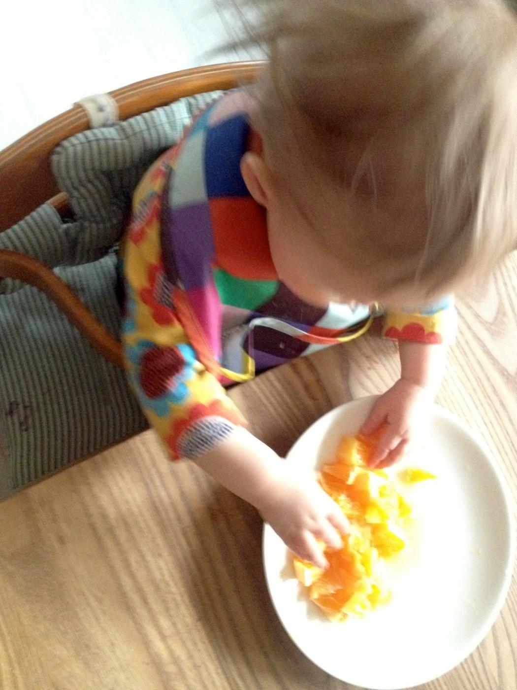 Alle yksivuotiaan ruoat