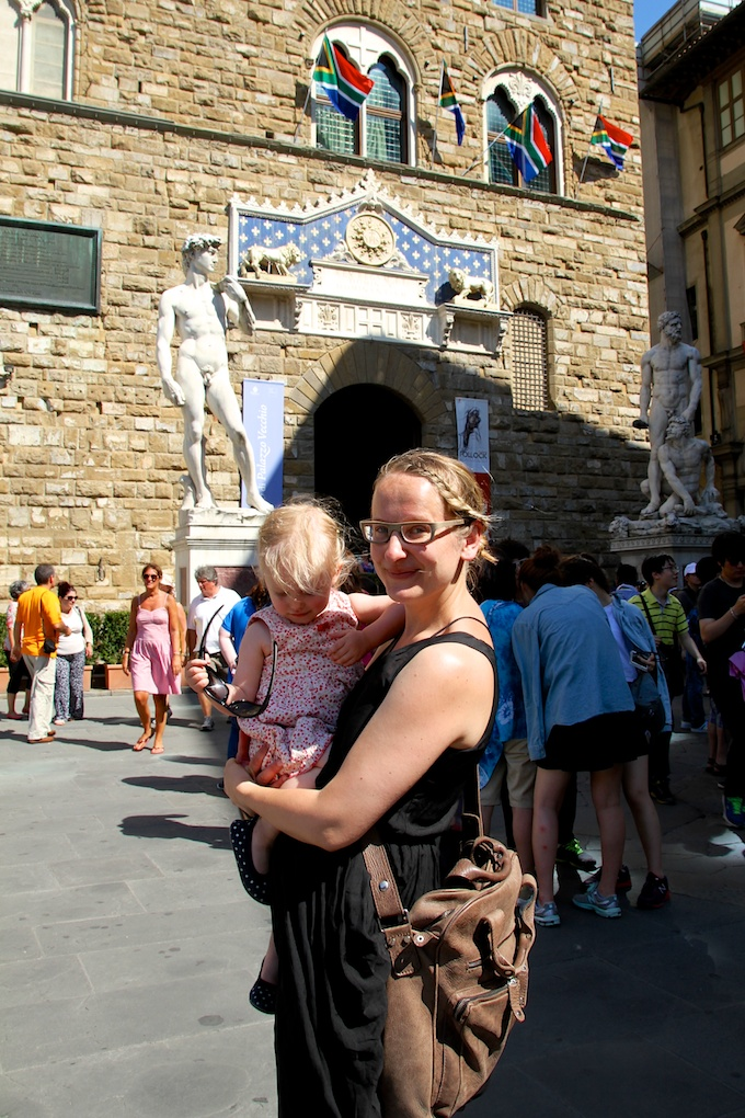 Firenzeä etsimässä