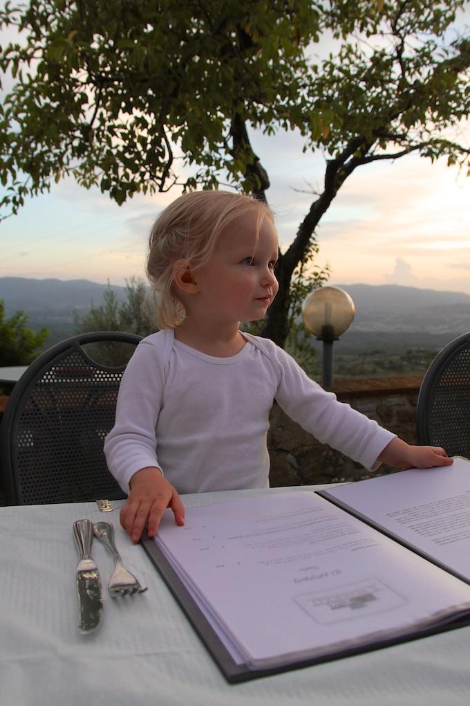 Herkkumatka Toscanaan