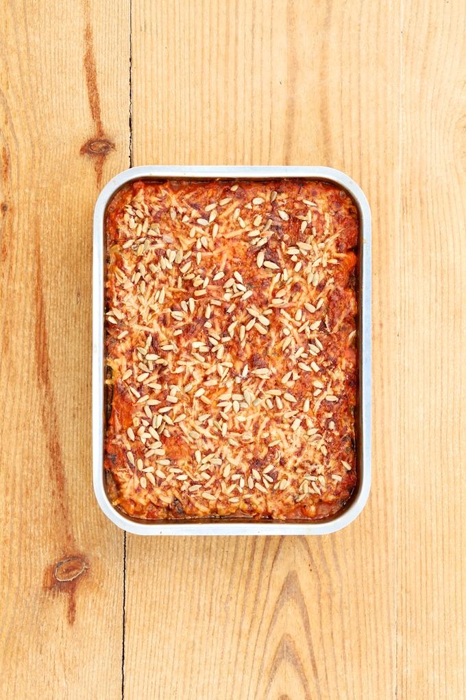Kesäkurpitsa-linssivuoka ja Gastronaatin koekokit!