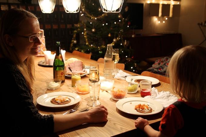 Joulun ruokamuistot