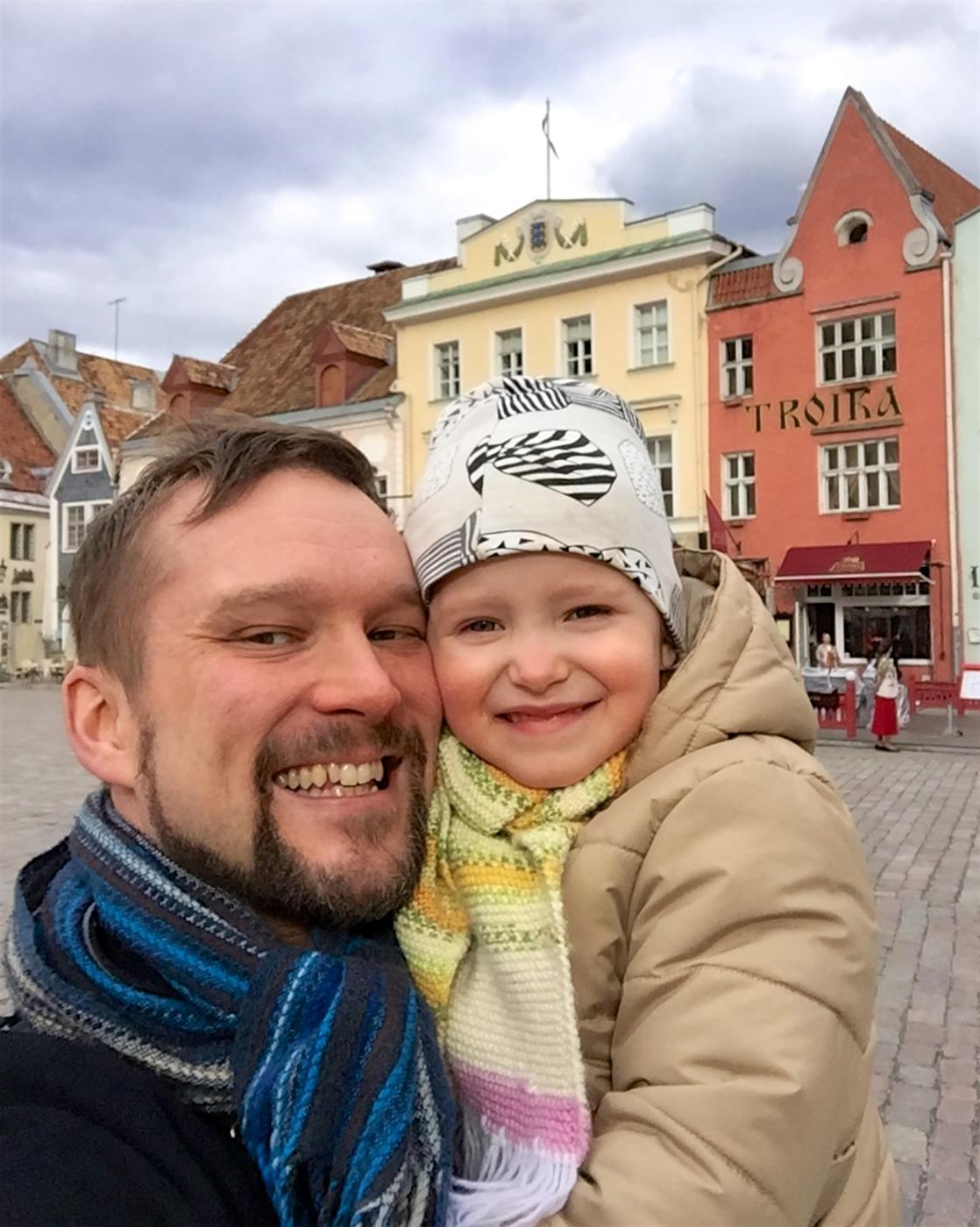 Terve taas Tallinna!