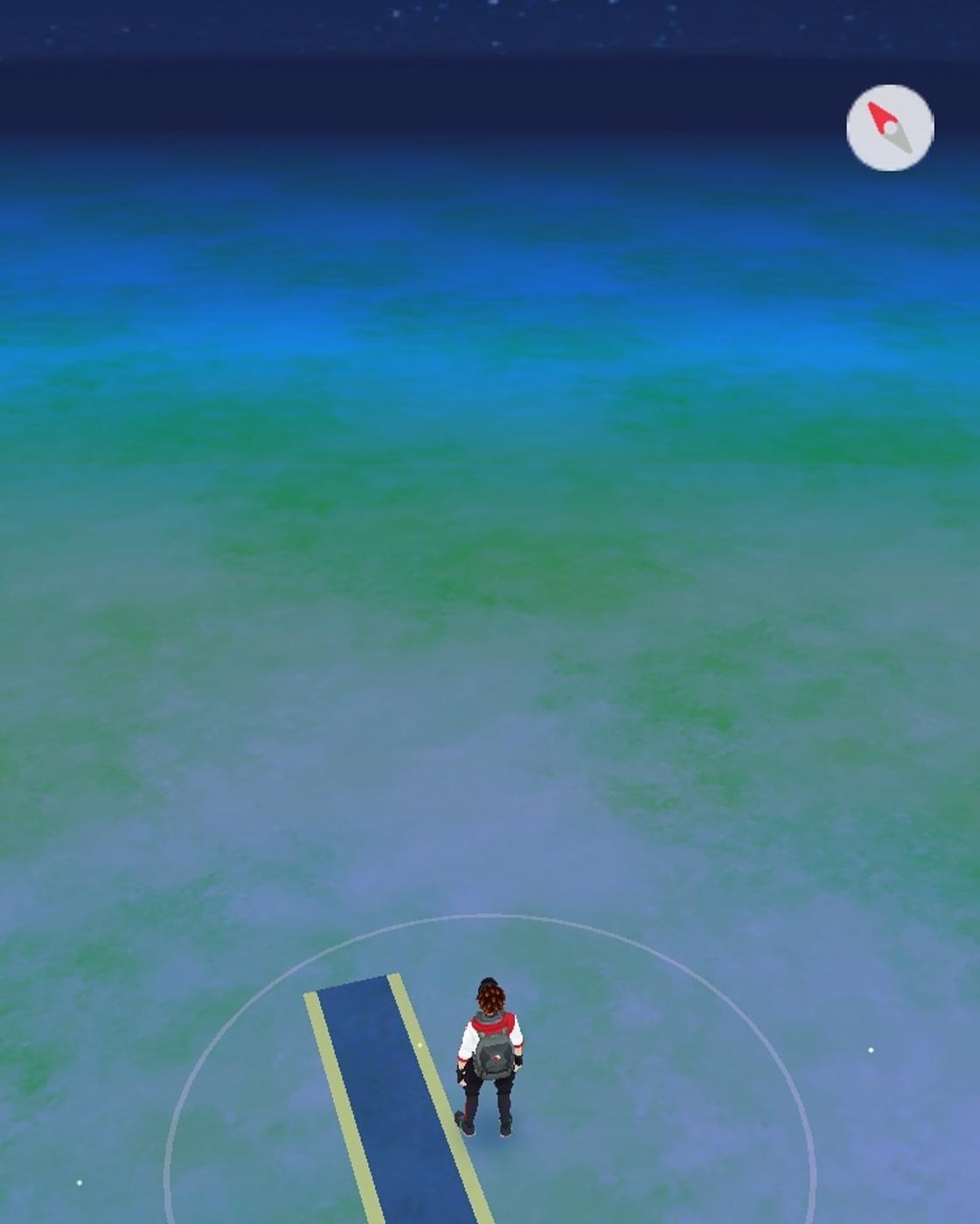Pokémon-tyhjiö