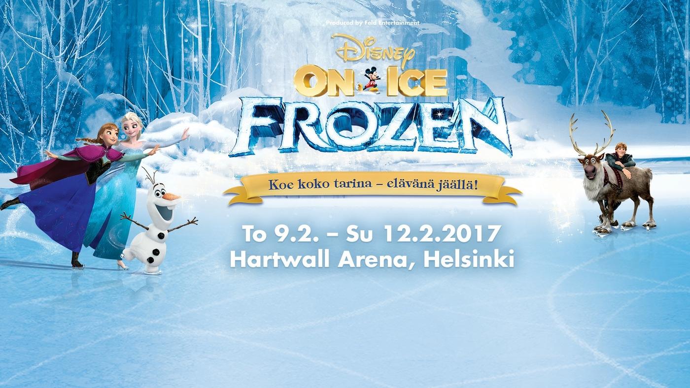 Disney On Ice Liput