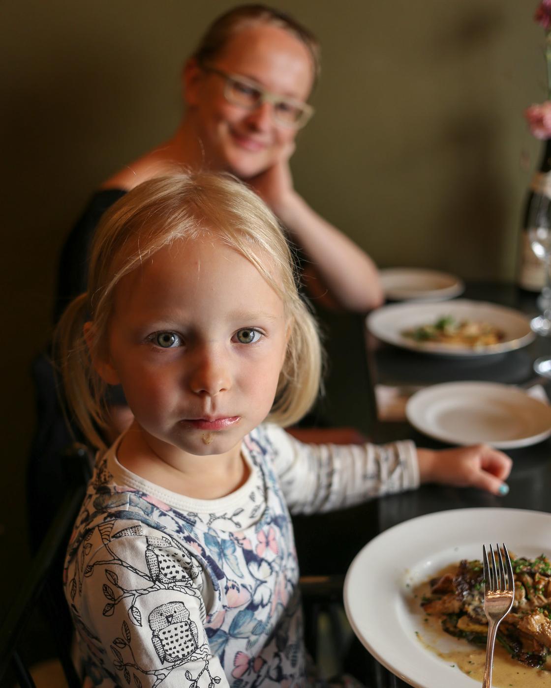 Lapset mukaan ravintoloihin!