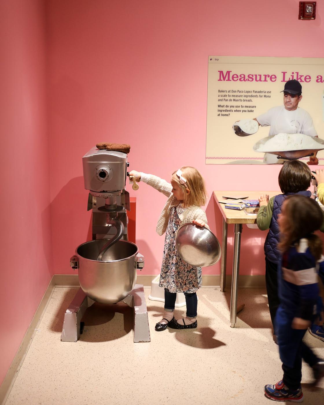 Brooklyn Children's Museum – Kaikkeen saa koskea