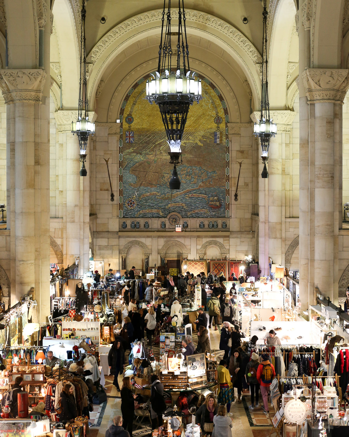 Brooklyn Flea & Smorgasburg