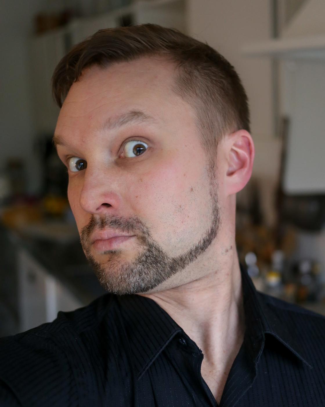Mies, unohda jättiparrat ja metsurilook: Tässä tulee uusi partatrendi!