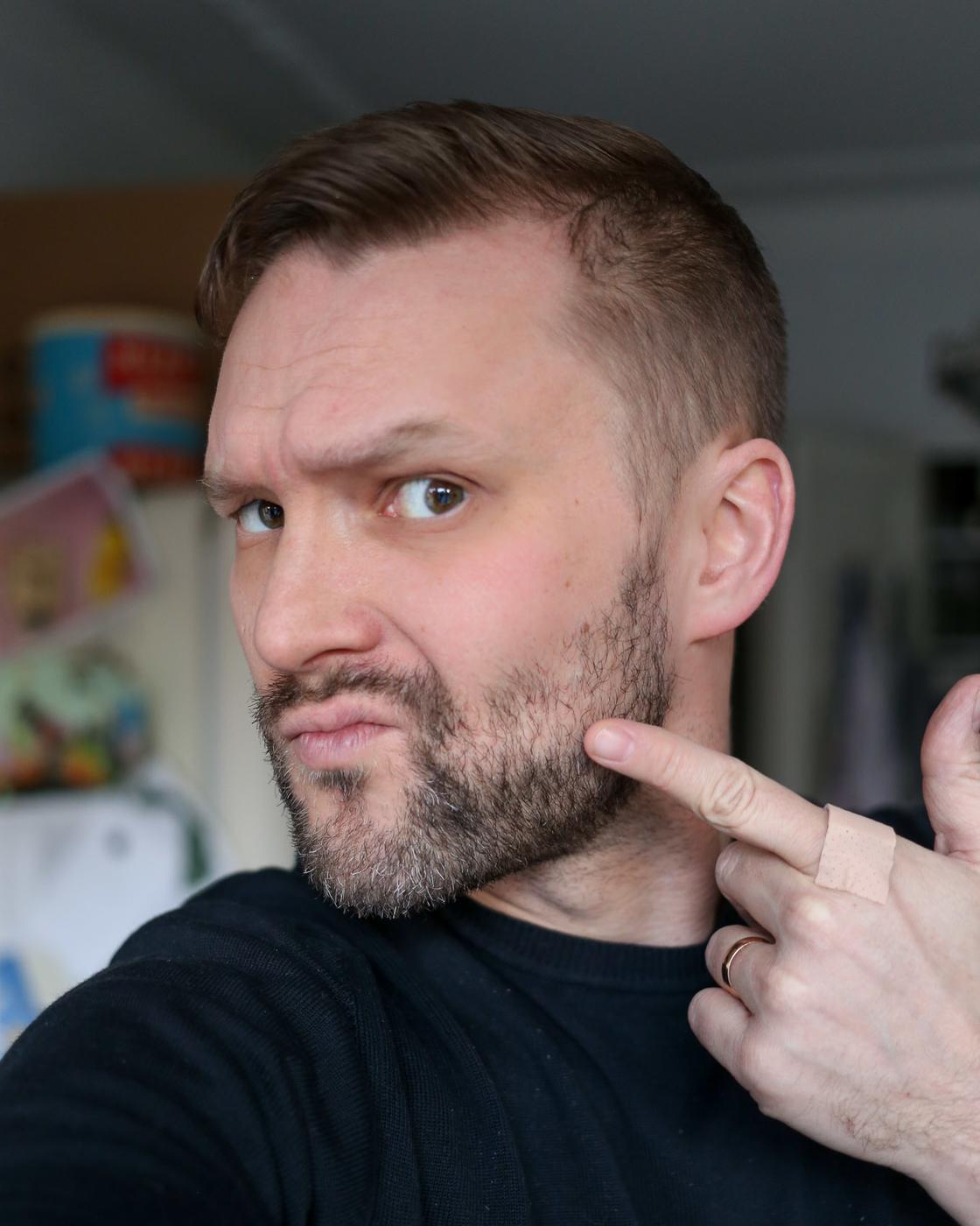 Keille mielestänne sopii parta ja keille ei?
