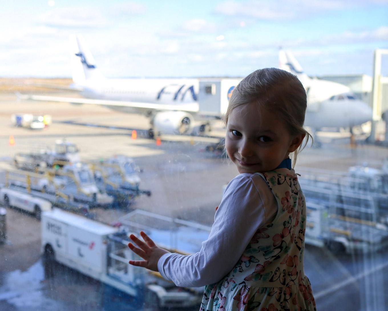 Little Airport kutsuu lapsiperheet matkalle