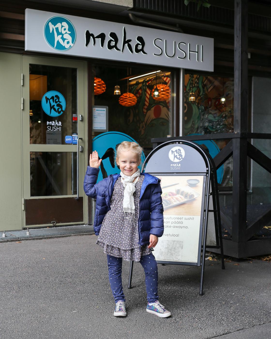 Tampereen parasta sushia
