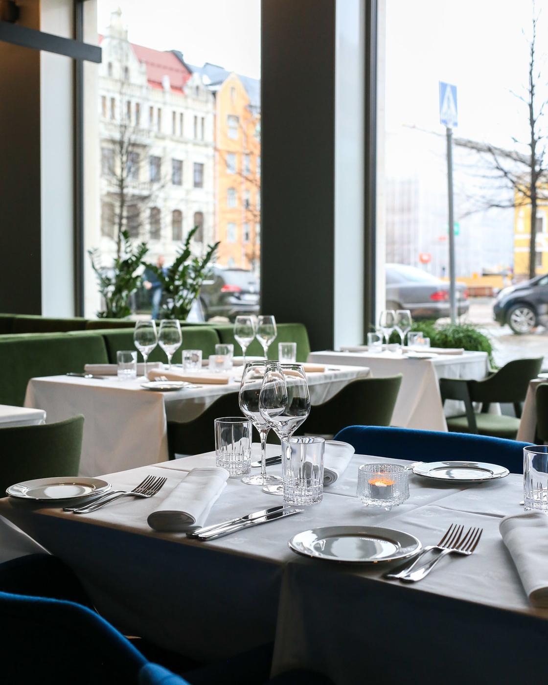 Lounas kaupungilla: Ravintola Latva ja astetta parempi lounas