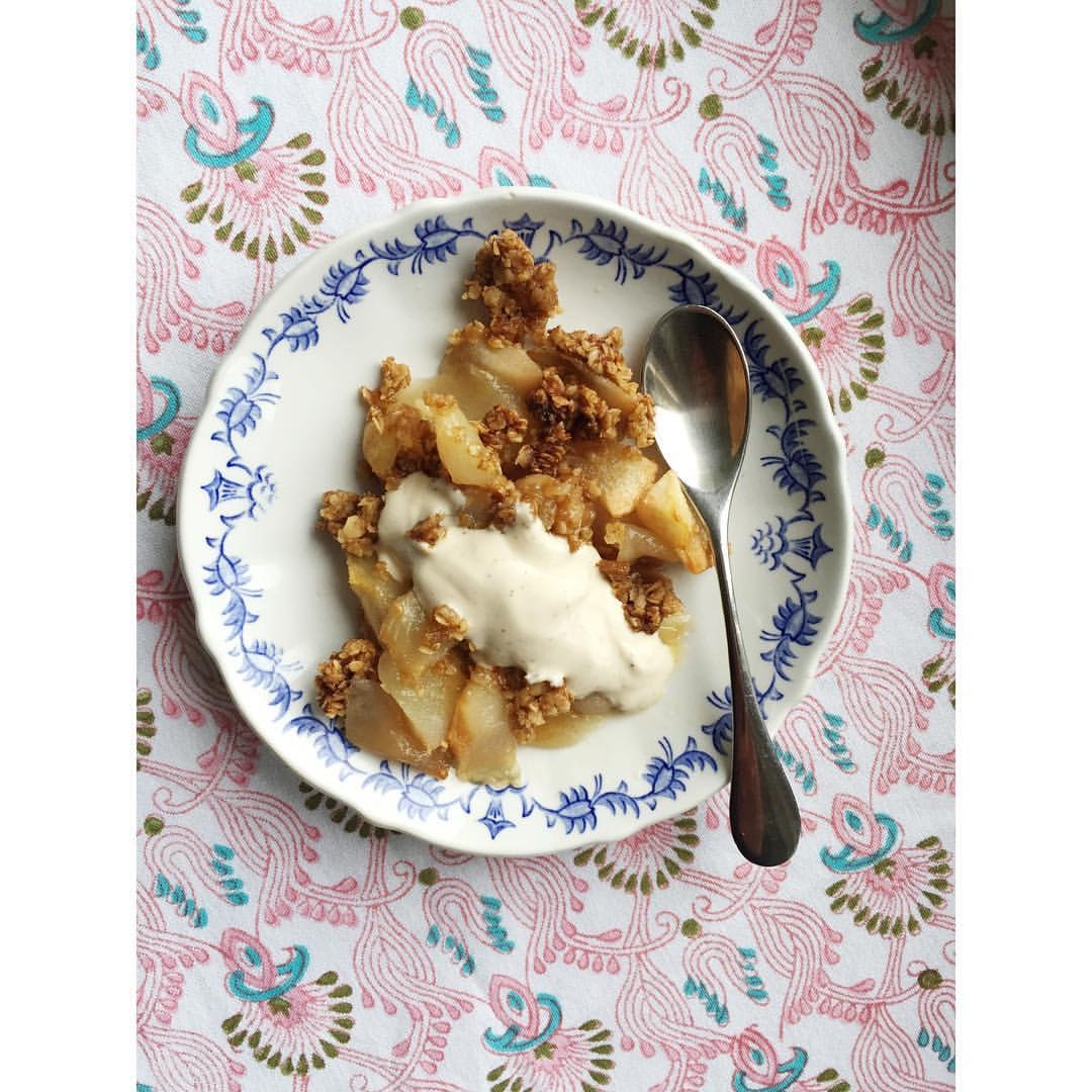 Gastronaatti - Arkiruokaa - Päärynäpaistos.JPG