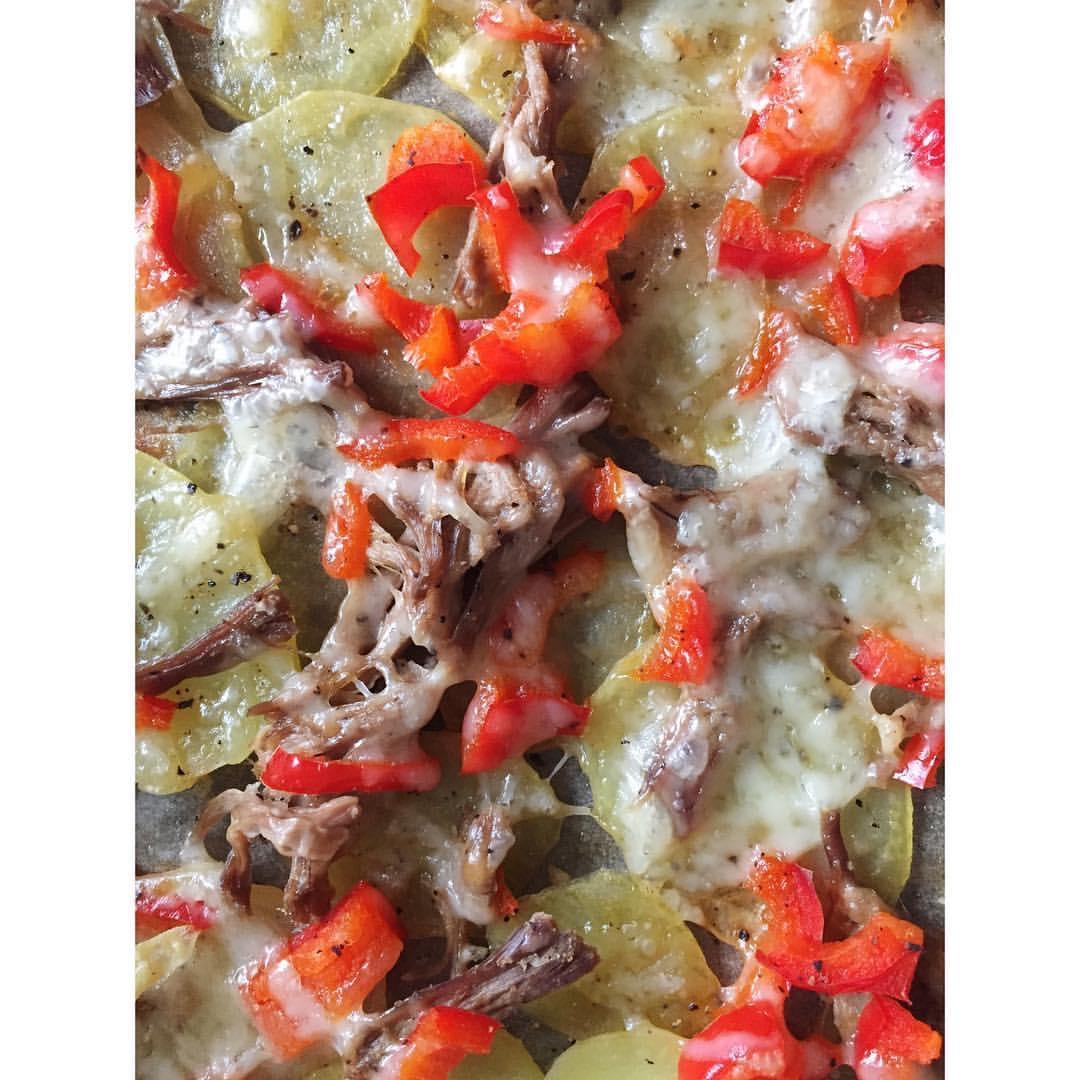 Gastronaatti - Arkiruokaa - Perunapizzahko 2.JPG