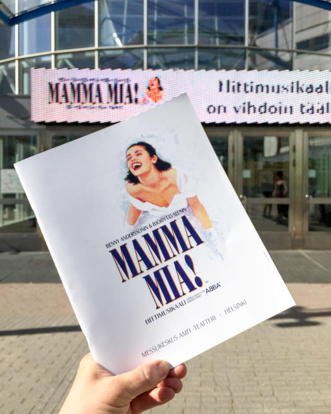 Mamma Mia! svengaa myös suomeksi