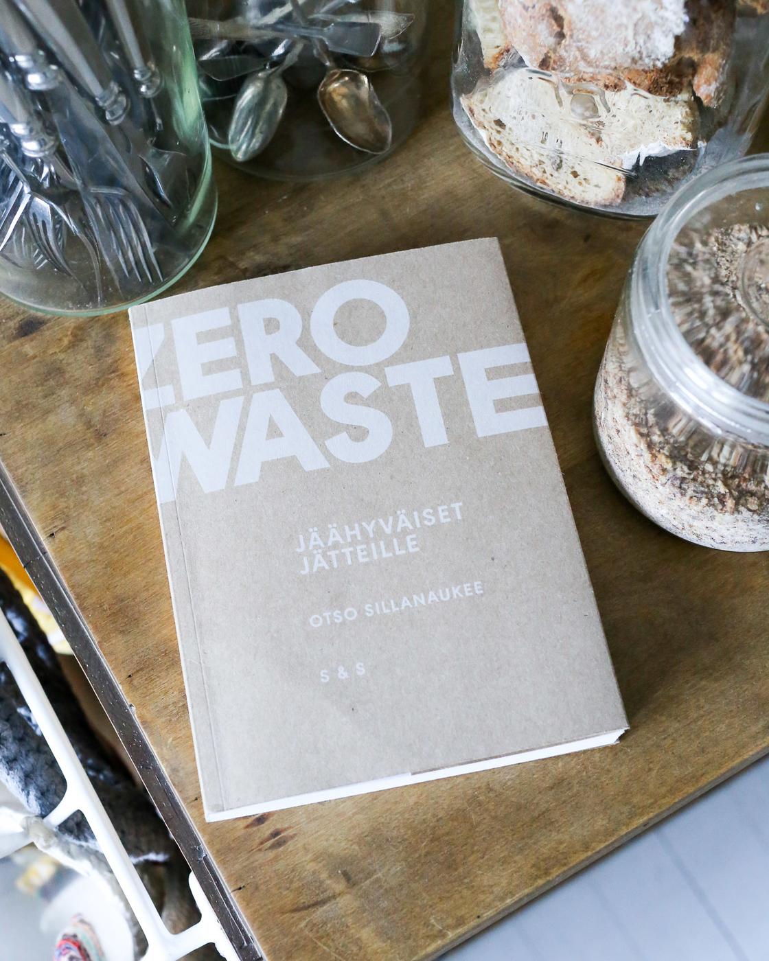 Jäähyväiset jätteille: Kuinka vähentää roskan määrää