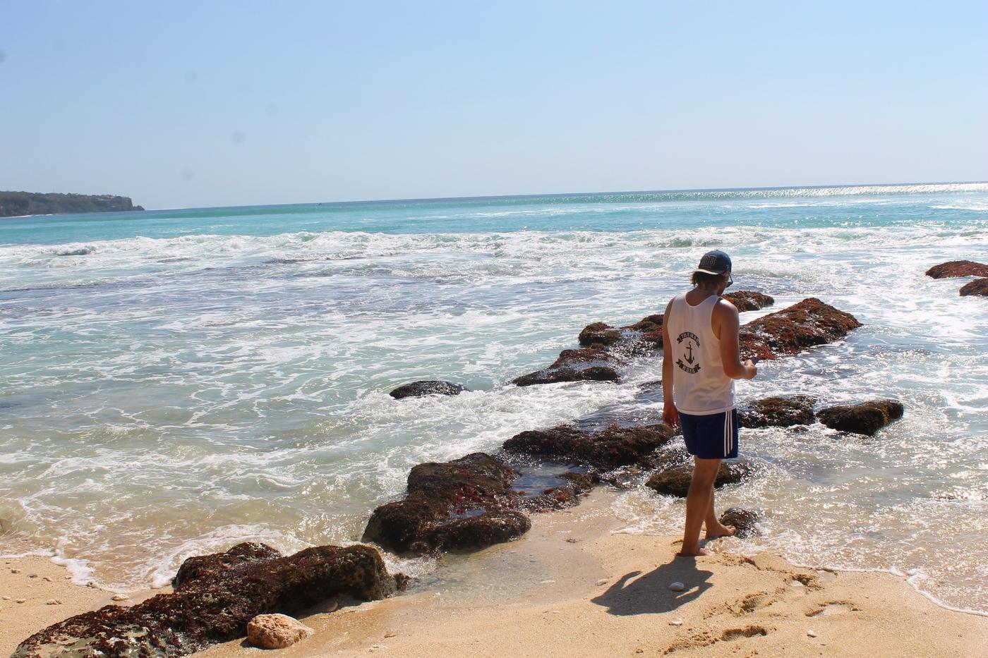 ULUWATU & DREAMLAND BEACH