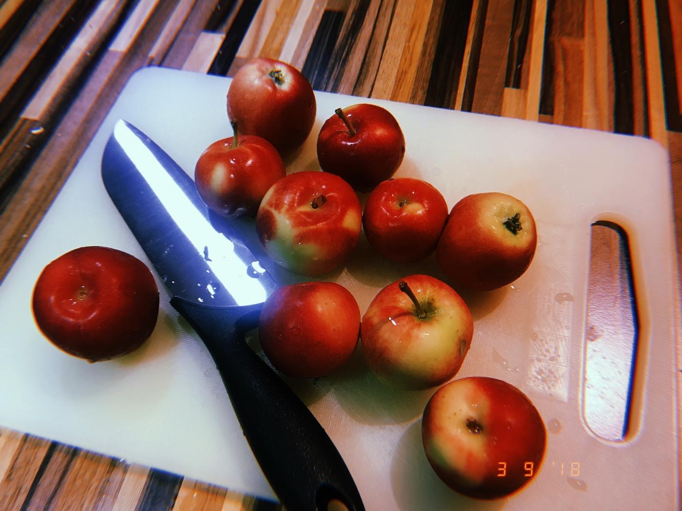 Syksyn herkku: Omena-Kaurapaistos