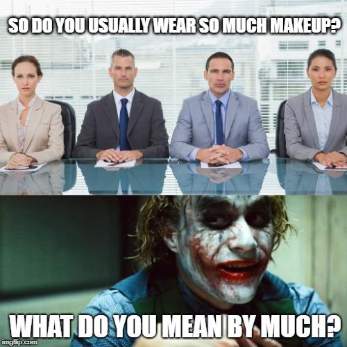 Työhaastattelu – Asianmukainen pukeutuminen