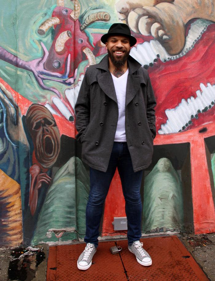 New Yorkin katutyylit: Freeman