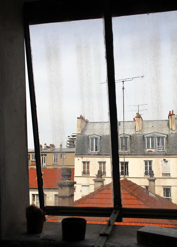 Huomenta, Pariisi!