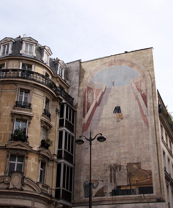 Ajatuksia Pariisista