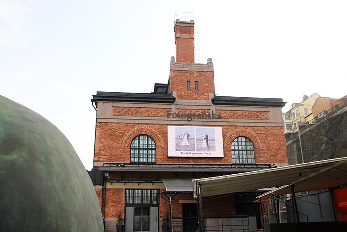 Matkatärppi Tukholmaan: Fotografiska