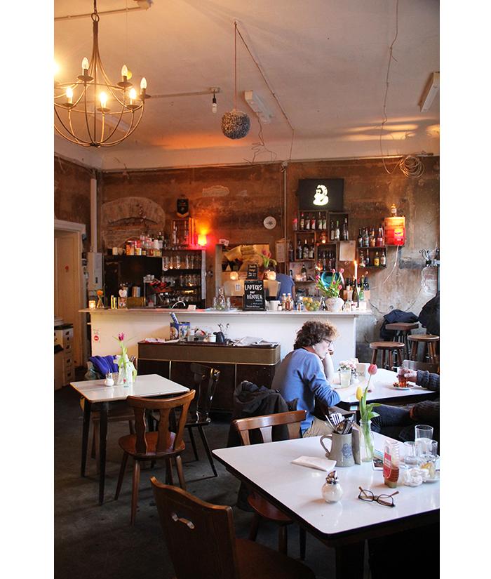 Kahvilavinkkejä Berliiniin ja Köpikseen